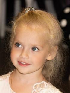 Танец дочери Максима Галкина набрал миллион просмотров в сети за сутки