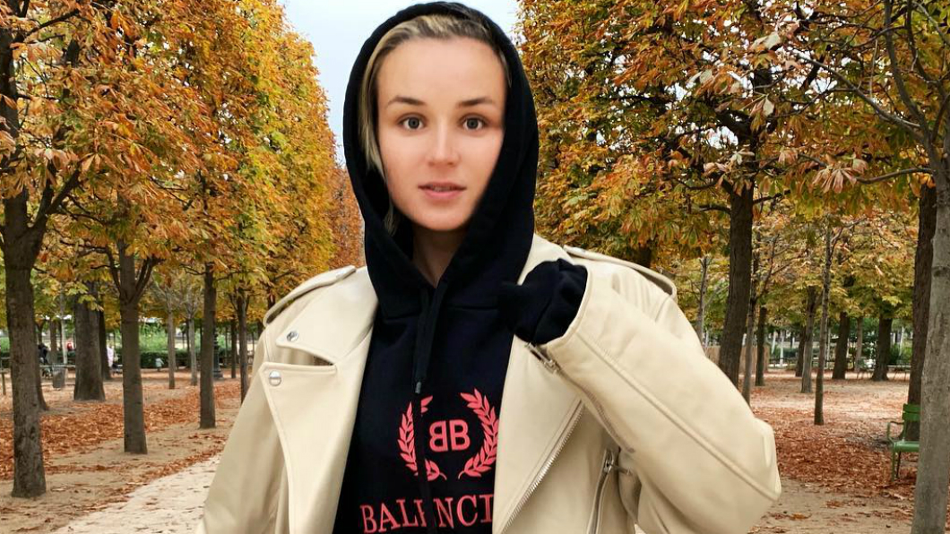 Полина Гагарина показала, как носить пуховик этой осенью