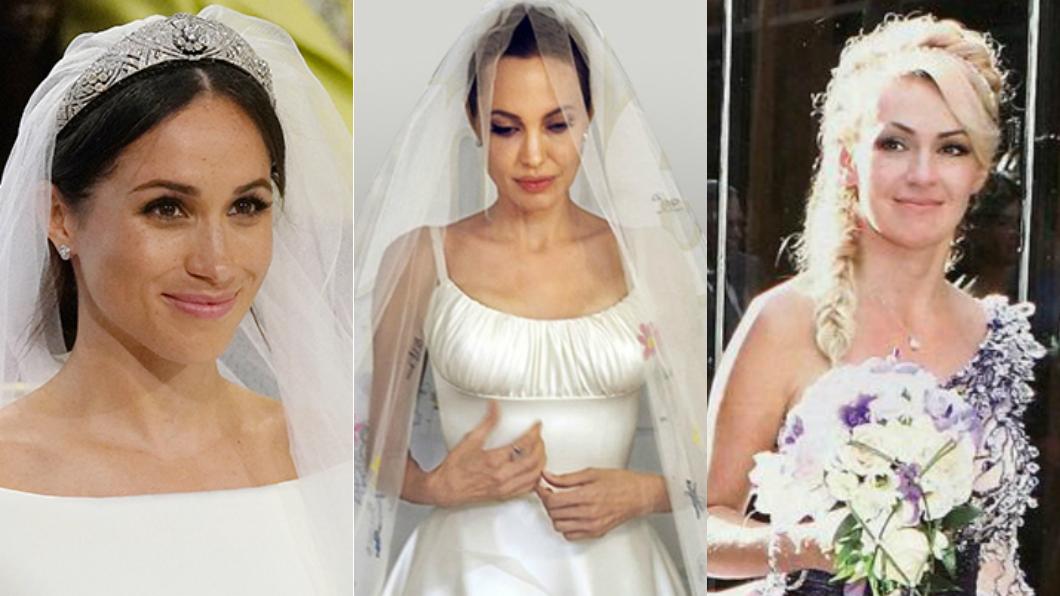 10 самых необычных свадебных платьев знаменитостей