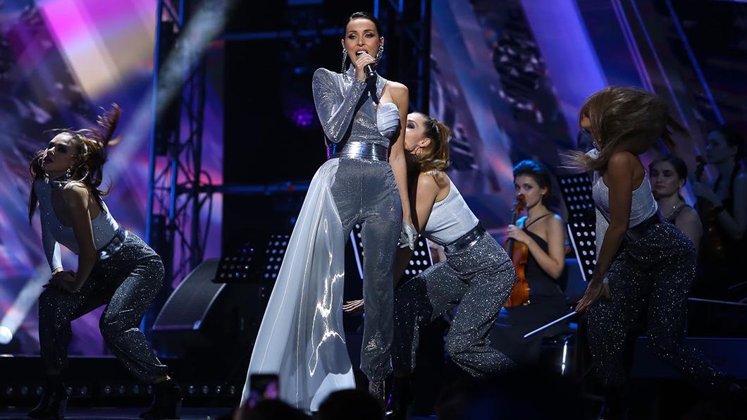 Алсу представила грандиозное шоу в Кремле