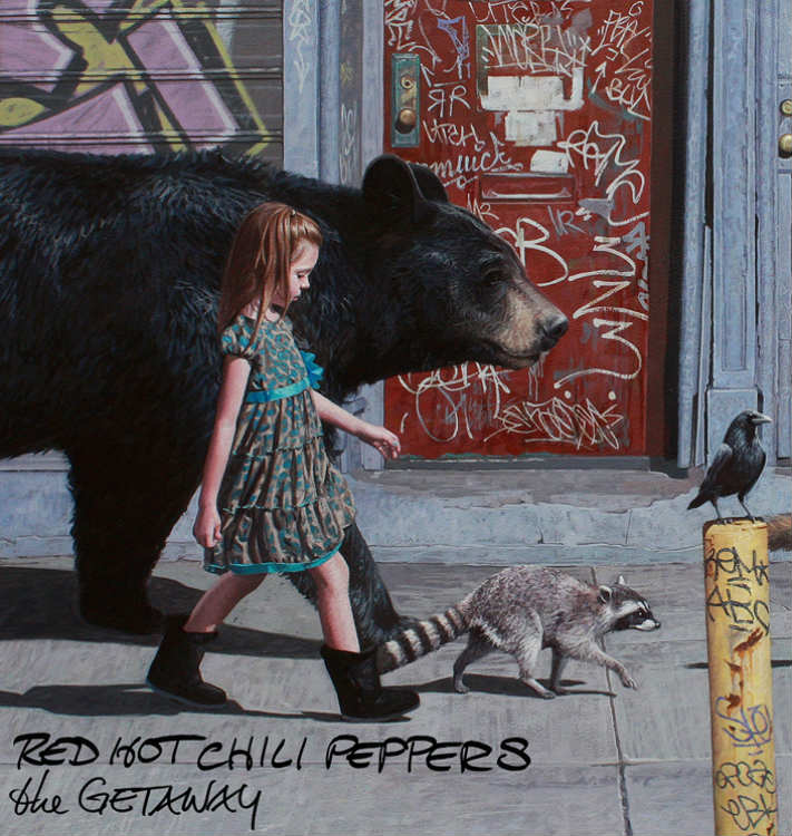 «Red Hot Chili Peppers» опубликовали дебютный сингл «Dark Necessities»