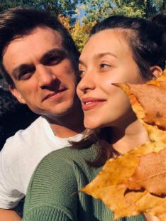 Звезды показали, как наслаждаются осенью