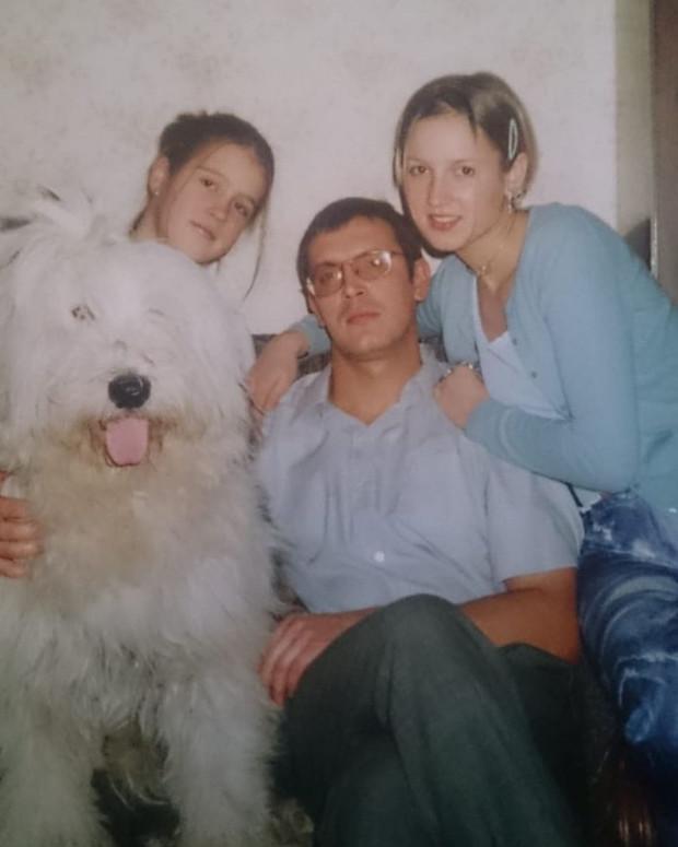 сестра Ольги Бузовой показала, как они выглядели в юности